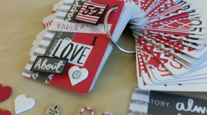 52 reasons I love you or 52 things I love about you card